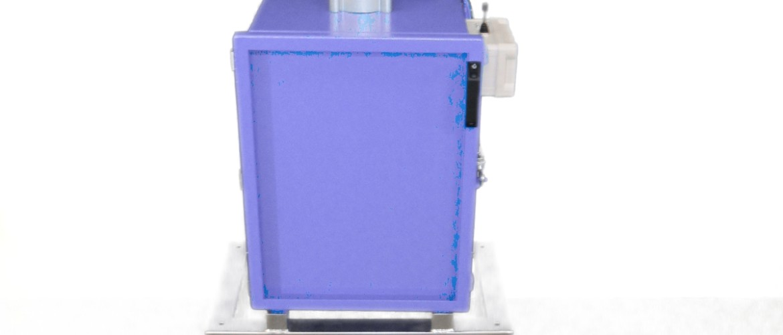 Pneumatische Blikkenpers 30 Liter